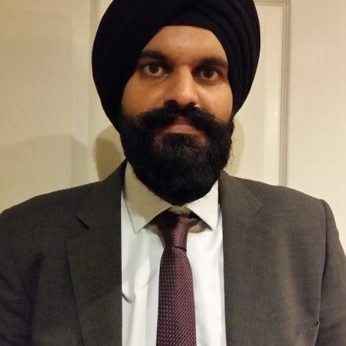 Dr. Amarjit Singh Johal