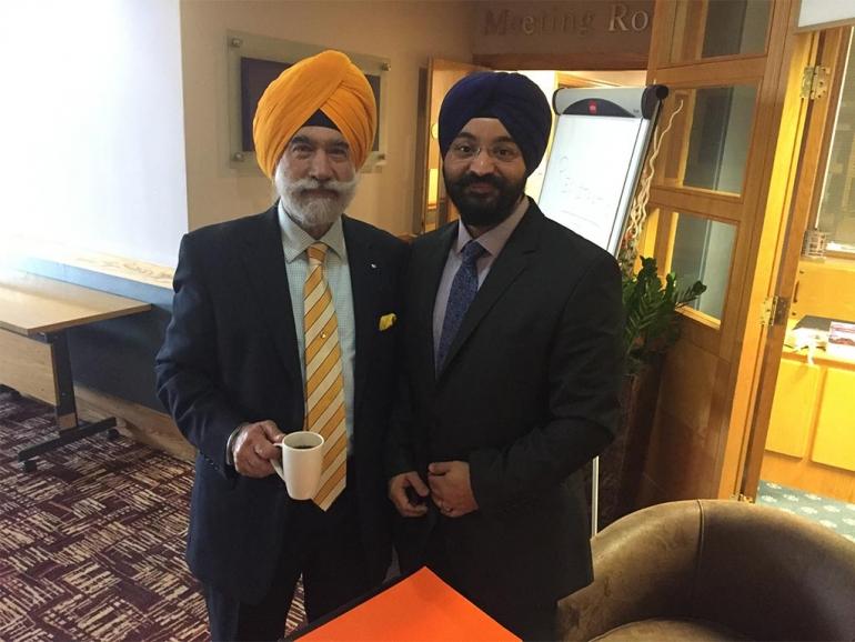 Dr.Sahni & Dr. Jastinder