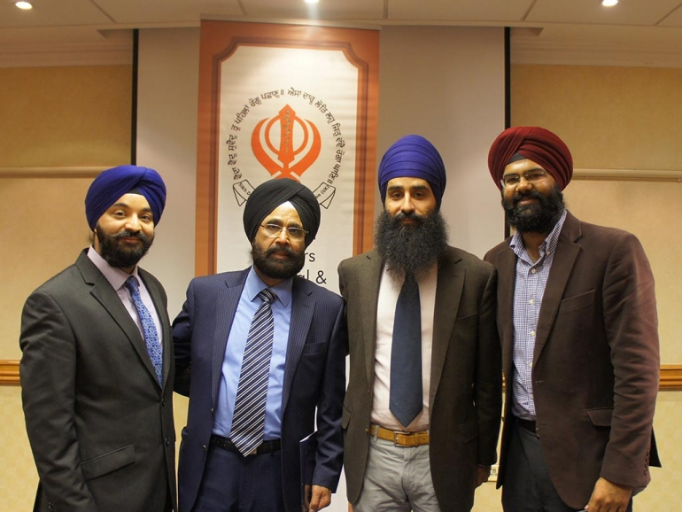 Group Photo with Jagraj
